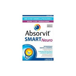 Absorvit Smart Neuro 30 cápsulas