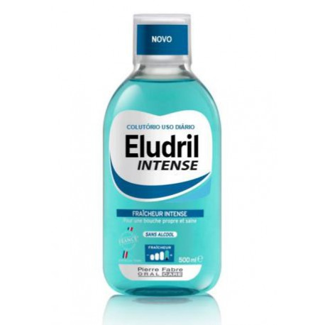Eludril Intense Elixir 500 ml