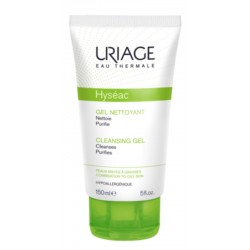 Uriage Hyséac Gel Limpeza 150ml