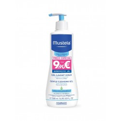 Mustela Bebé Gel Lavante 500ml