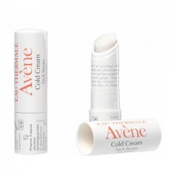 Avène Cold Cream stick labial 4gx2
